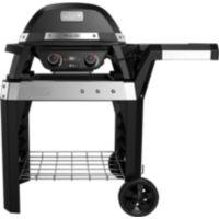 Barbecue WEBER PULSE 2000 noir avec char