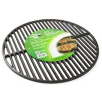 Grille BIG GREEN EGG en fonte Medium