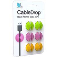 Serre-câble BLUELOUNGE CableDrop couleur