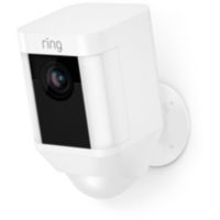 Caméra RING Caméra Spotlight blanche sur