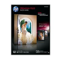 Papier HP CR676A Brillant 13x18 20f