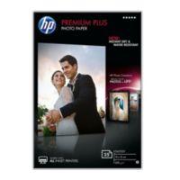 Papier HP Premium Plus 10x15 25f 300g