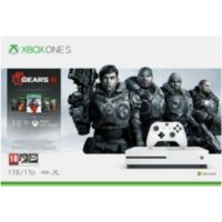 Console MICROSOFT Xbox One S 1To Gears 5