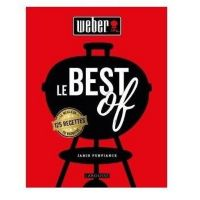 Livre WEBER Le best of Weber
