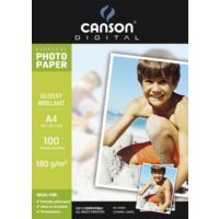 Papier CANSON 100FL Everyday A4 180g Pho