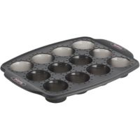 moule TEFAL Crispybake 12 mini muffins