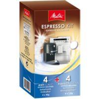 Détartrant MELITTA Espresso Kit 2 détart
