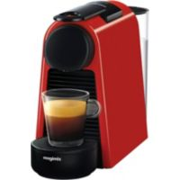 Nespresso MAGIMIX Essenza Mini Rouge 113