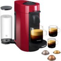 Nespresso MAGIMIX 11389 Vertuo Rouge
