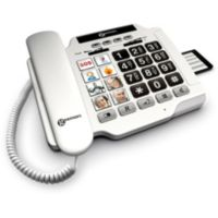 Tél. GEEMARC Photophone 100 Blanc