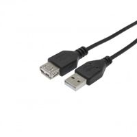 Rallonge APM USB male / femelle 1M80 Noi