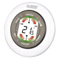 Thermomètre LA CROSSE WT138-W-BLI