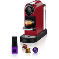 Nespresso KRUPS CITIZ ROUGE YY4117FD