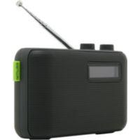 Radio MUSE M-108D noire