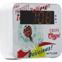 radio-réveil MUSE M-165 Chupa Chups