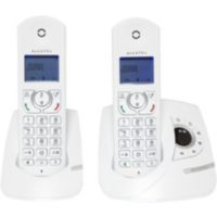 Pack ALCATEL F360 Voice Duo Blanc