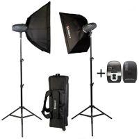Flash STARBLITZ Kit studio 2x400W