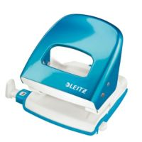 Perforeuse LEITZ Perforateur WOW Bleu