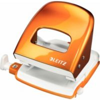 Perforeuse LEITZ Perforateur WOW Orange