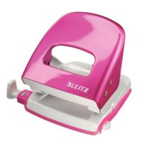 Perforeuse LEITZ Perforateur WOW Rose