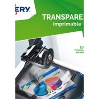 Pap-Transp AVERY 15 Transparents 90 micr