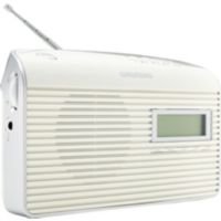Radio GRUNDIG MUSIC 61 Blanc