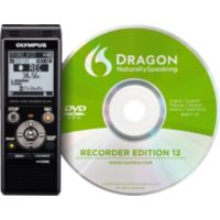 DICTAPHONE OLYMPUS WS-853 + DNS12
