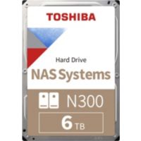 Disque TOSHIBA 3.5'' 6To N300