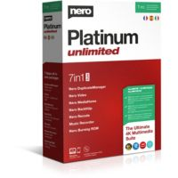 Log-PC NERO Platinum Unlimited