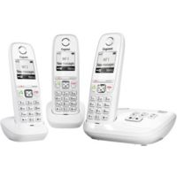 Pack GIGASET AS405A Trio Blanc