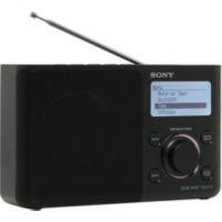Radio SONY XDRS61DB noir anthracite