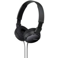 Casque SONY MDR-ZX110 noir