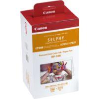 Kit CANON RP108N 108 feuilles 10x15 Selp
