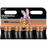 Pile DURACELL AA x8 Ultra Power LR06