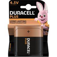 Pile DURACELL 4,5 Volts x1 Plus Power