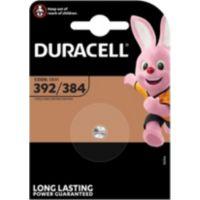 Pile de montre DURACELL 392/384 - LR41 -