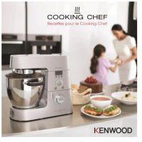 Livre KENWOOD Recettes pour le Cooking C