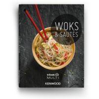 Livre KENWOOD Livre Woks et Sautés pour