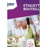 Etiquette AVERY 40 Etiquettes pour boute