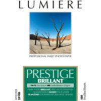 Papier LUMIERE Prestige Brillant 100f 10