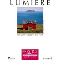 Papier LUMIERE Prestige Perle 25f A4 310