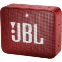 Enceinte JBL Go 2 Rouge