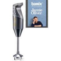 Mixeur BAMIX MX102900 Coffret Jamie Oliv