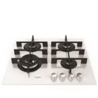 Table Gaz WHIRLPOOL W COLLECTION GOW6423