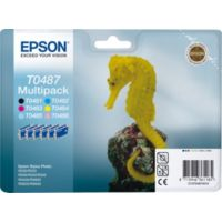 MultiPack EPSON T0487 série Hippocampe N