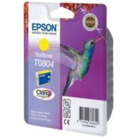 Cartouche EPSON T0804 Jaune série Colibr