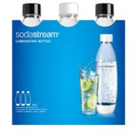 BOUTEILLE SODASTREAM Pack 3 bout. PET Fu