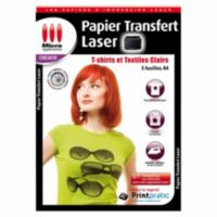 Papier MICRO APPLICATION Transfert texti