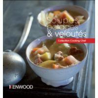 Livre KENWOOD soupe potage et velouté