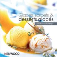 Livre KENWOOD Glaces, sorbets & desserts